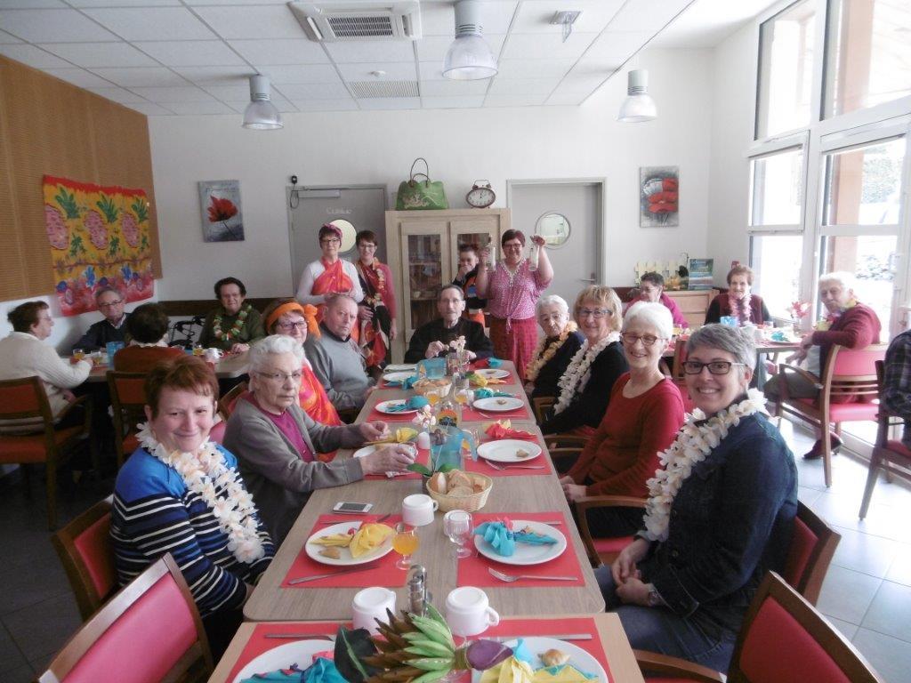 Repas à Thème : la Réunion