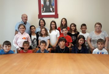 Le conseil municipal d'enfants
