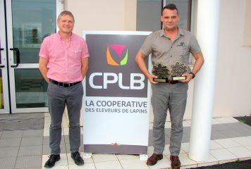 Le groupe CAVAC – CPLB récompensé à Rennes