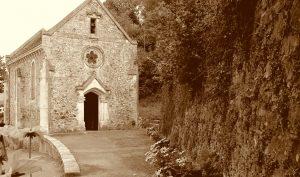 Inauguration et bénédiction de la chapelle Sainte-Marie