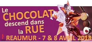 Le chocolat descend dans la rue, les 7 et 8 avril …