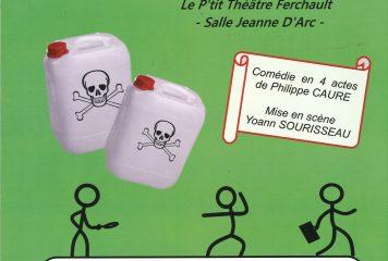 Le P'tit Théâtre Ferchault