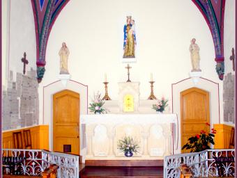 Chapelle Sainte Marie