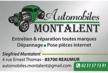 Automobiles MONTALENT