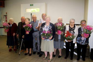 Le club de l'amitié Réaumurois fête des aînés