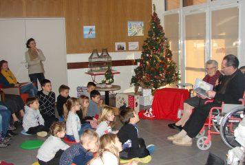 Contes de Noël pour tous à la MARPA