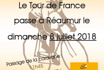Le Tour de France à Réaumur