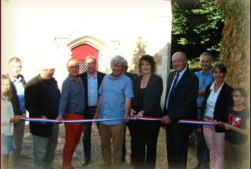 Inauguration de la Chapelle Sainte Marie