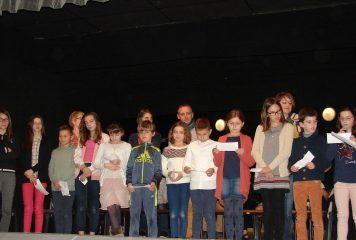 Les jeunes conseillers impliqués dans la commune
