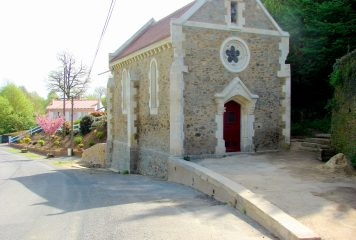 La Chapelle Sainte Marie – rénovation