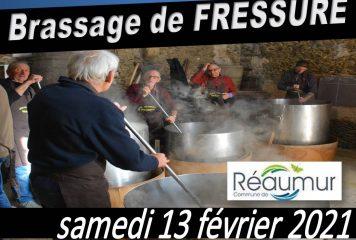 Brassage de la Fressure – Vente à emporter le 13 février