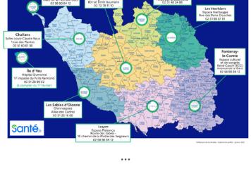 COVID 19 – Ouverture des centres de vaccination en Vendée