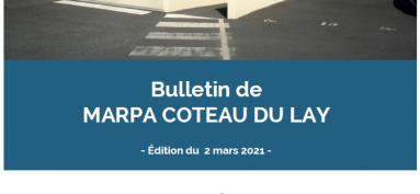 Gazette de la MARPA Coteau du Lay