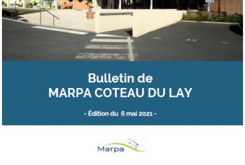 La gazette de la MARPA – Le coteau du Lay