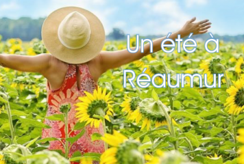 Concours Photo – Un été à Réaumur …