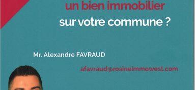 Rosine Immo West – Alexandre FAVREAU