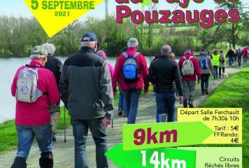 22ème randonnée en Pays de Pouzauges